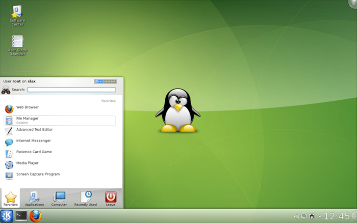 Slax Linux OS Download